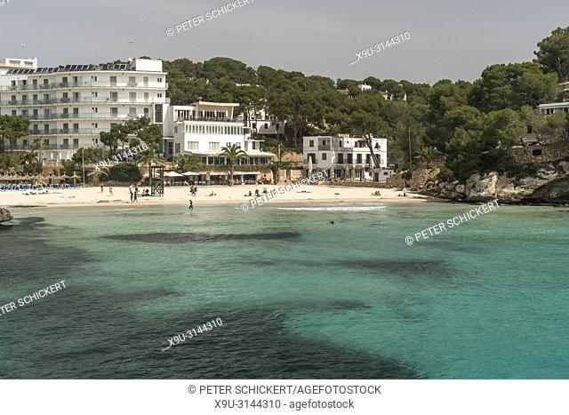 Cala Santanyí, Mallorca, Balearen, Spanien | Cala Santanyí, Majorca, Balearic Islands, Spain,
