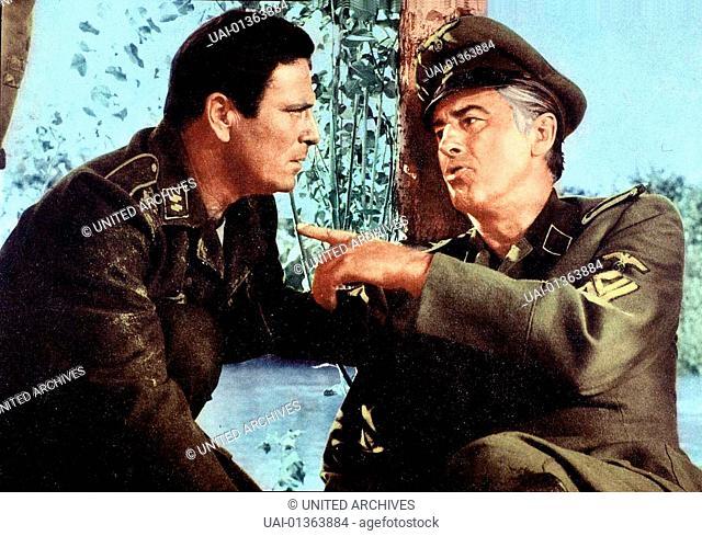 Geheimauftrag Dubrovnik, 1960er, 1960s, Kriegsfilm, Secret Invasion, The, war movie, Geheimauftrag Dubrovnik, 1960er, 1960s, Kriegsfilm, Secret Invasion, The