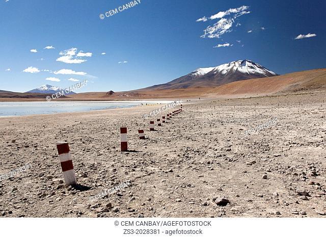 Laguna Canapa, Salar de Uyuni, Bolivia, South America