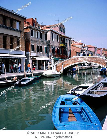 Murano. Venice. Italy