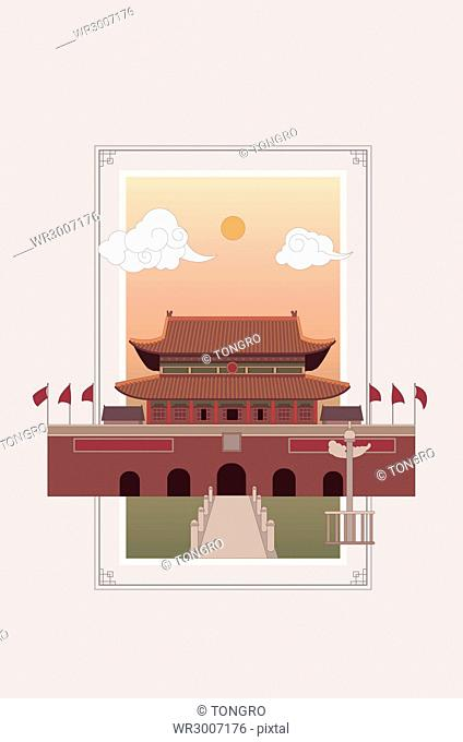Landmark in China