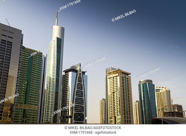 Dubai city  Dubai  United Arab Emirates