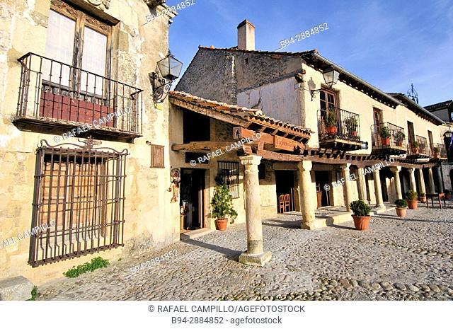 Pedraza village, Segovia province, Castilla y Leon, Spain
