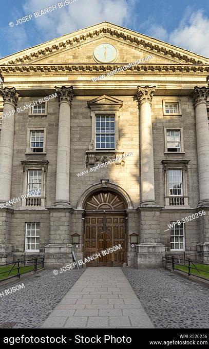 Trinity College Dublin, The University of Dublin