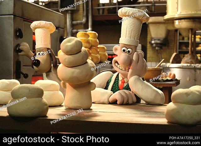 A Matter of Loaf and Death Year : 2008 UK Director : Nick Park Animation  Restricted to editorial use. See caption for more information about restrictions