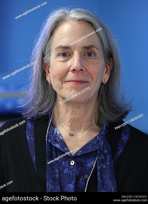 United Nations, New York, USA, February 21, 2020 - Children Book Author Elizabeth Suneby, (Liz Suneby) During the Story Time Session of the UN Kids Day 2020...