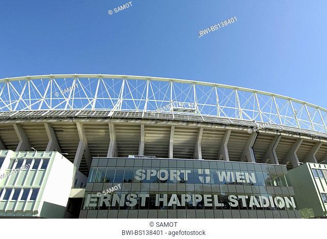 Ernst Happel Stadium, Austria, Vienna
