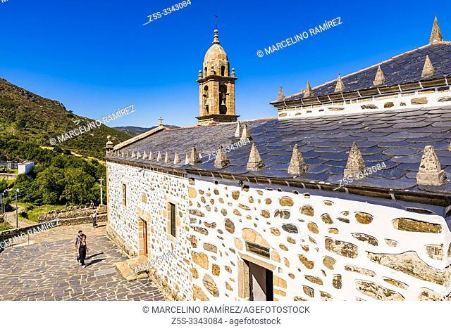 Sanctuary. Santo André de Teixido - San Andrés de Teixido, is a small village from the municipality of Cedeira. There is a sanctuary also called Santo André de...