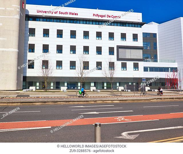 University of South Wales (Prifysgol De Cymru), Cardiff, wales, United Kingdom