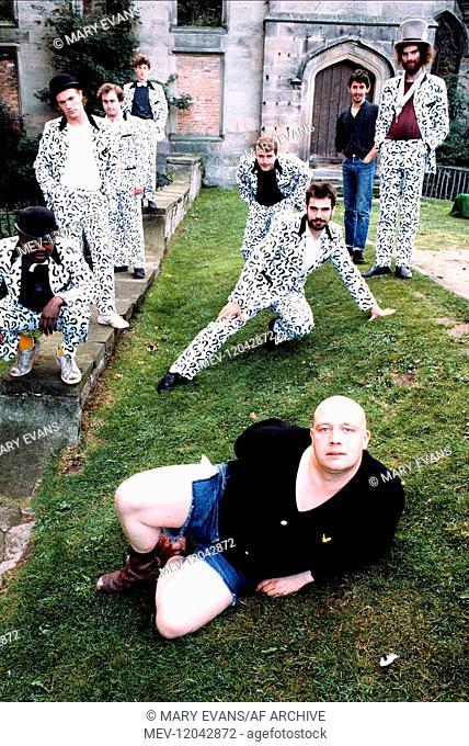 Buster Bloodvessel & Bad Manners Singer & Pop Group 01 October 1984