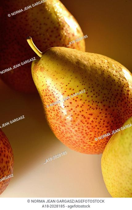 Forelle variety of pear fruit
