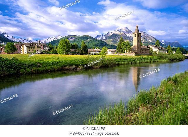 Sils - Engadina, Switzerland
