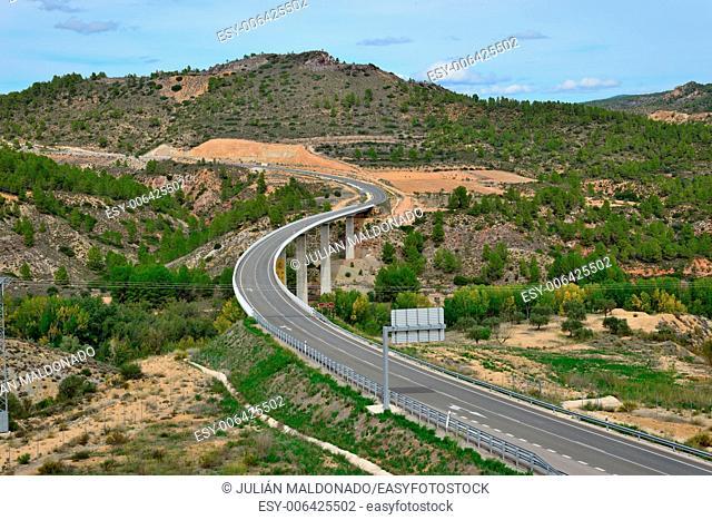 330 Bridge National Cofrentes, Valencia, Spain