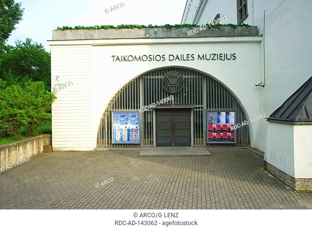 Museum For Applied Art Vilnius Lithuania Taikomosios Dailes Muziejus Stock Photo Picture And Rights Managed Image Pic Rdc Ad 143062 Agefotostock