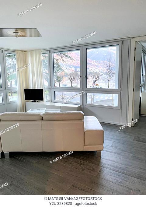 Modern Apartment in Switzerland