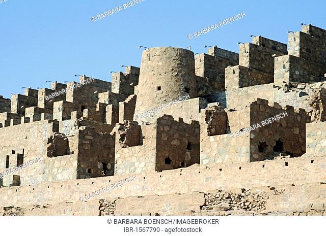 Ruinas de Huanchaca, Museo Desierto de Atacama, Atacama desert museum, archaeological museum, Antofagasta, Norte Grande region, Northern Chile, Chile