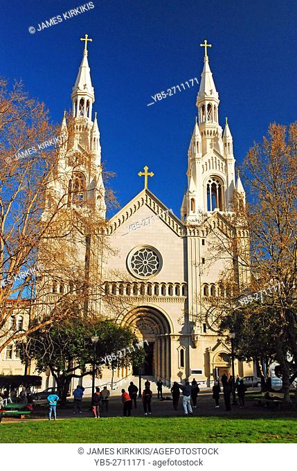 Sts Peter and Paul Cathedral, San Francisco