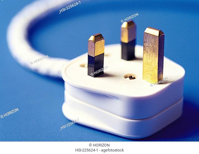 Still life, Household items, Electrical plug