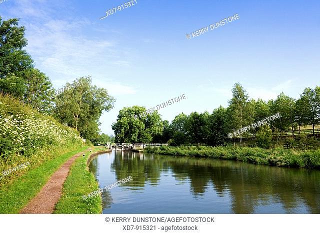 England Northamptonshire Braunston Grand Union Canal