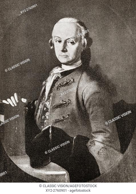 Wolfgang Amadeus Mozart (1756 –1791), Composer during Classical Era