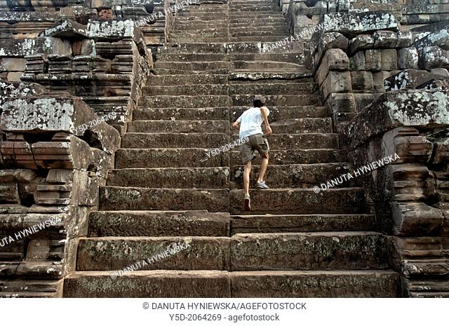 Ta Keo, Temples Angkor, Cambodia