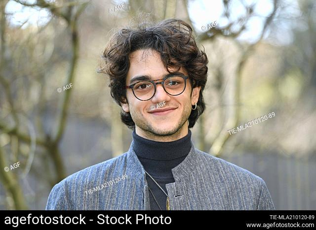 Francesco Serpico during 'My Brilliant Friend Season 2' tv series premiere, Rome, Italy 21/01/2020