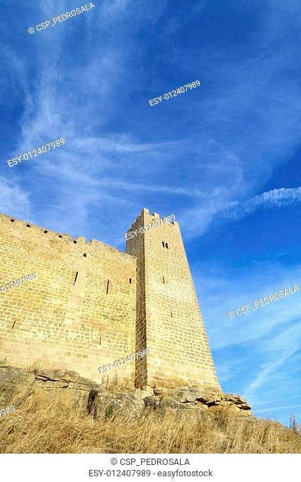 Sadaba castle