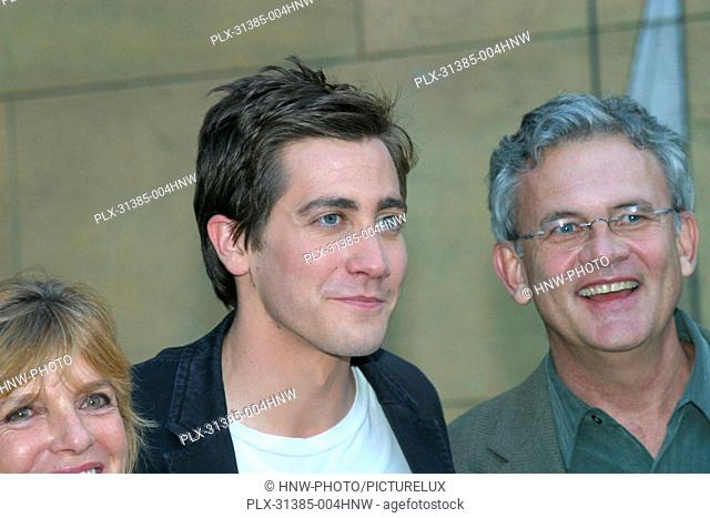 07/15/2004 Jake Gyllenhaal, Holmes Osborne Donnie Darko Premiere @ Egyptian Theater, Hollywood Photo by Izumi Hasegawa / HollywoodNewsWire