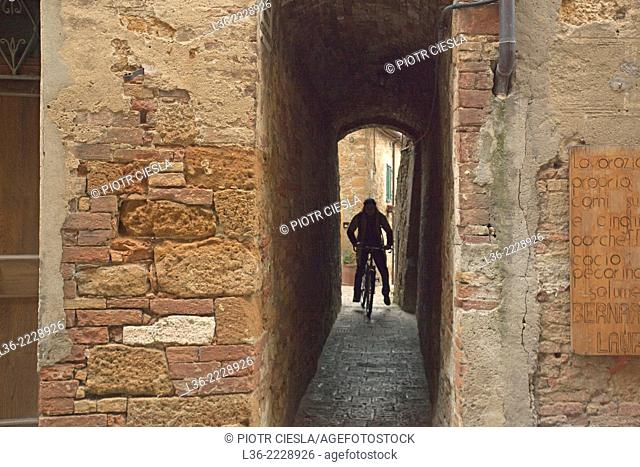 Italy, Montepulciano, Val d`Orcia