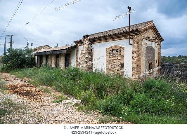 Old Station, Niebla, Huelva, Spain