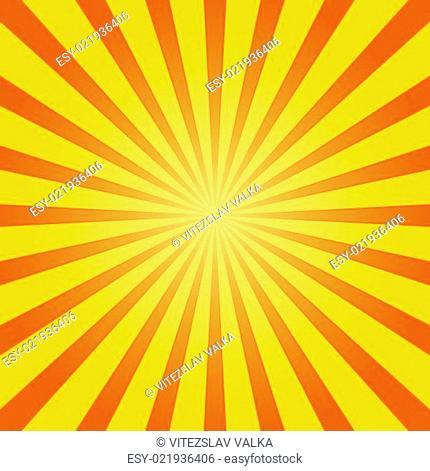 Orange and Yellow Shine