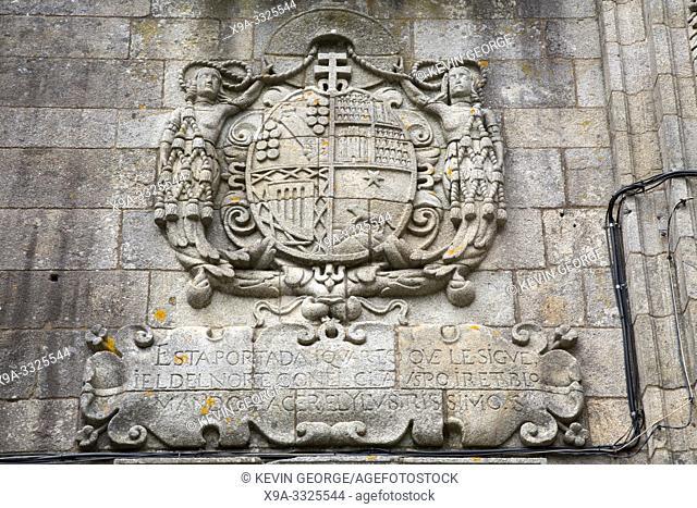 Museum of Galician People, Santo Domingo de Bonaval Convent, Santiago de Compostela, Spain
