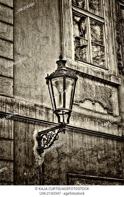 European Streetlamp