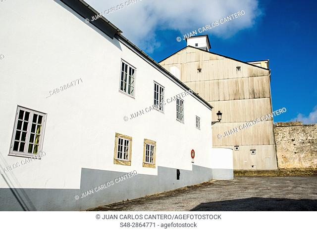 Castropol. Asturias. Spain