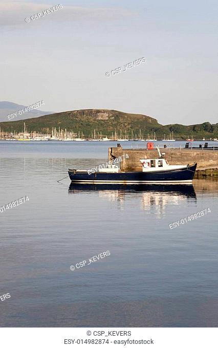 Isle of Kerrera Ferry, Oban, Scotland