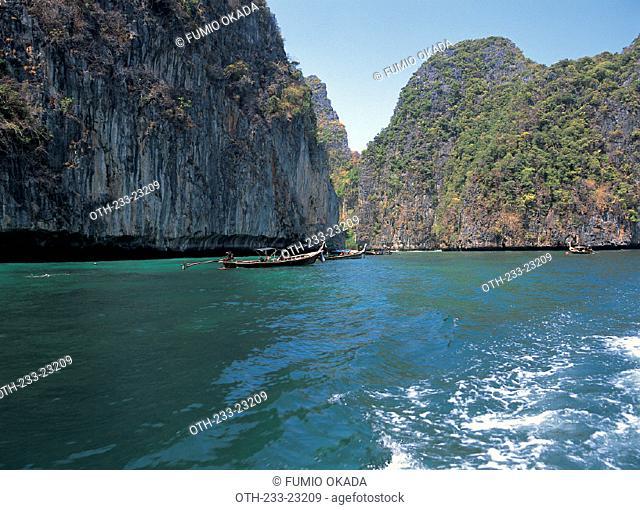 Islands, Thailand