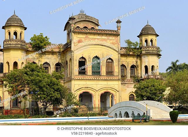 India, Uttar Pradesh, Lucknow, Kaiserbagh, Baradari (Summer palace)