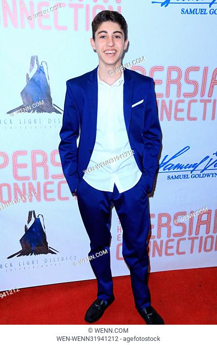 The Persian Connection Premiere Arrivals Featuring Gregory Kasyan Where Beverly Hills Stock Photo Picture And Rights Managed Image Pic Wen Wenn31941212 Agefotostock Reviews and scores for movies involving gregory kasyan. the persian connection premiere