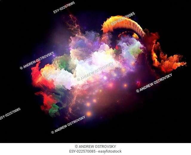 Colorful Design Nebulae