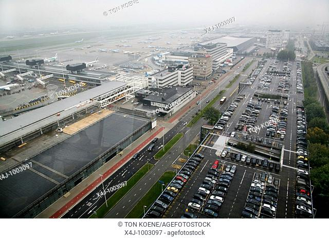 Scenes of and around Schiphol airport amsterdam