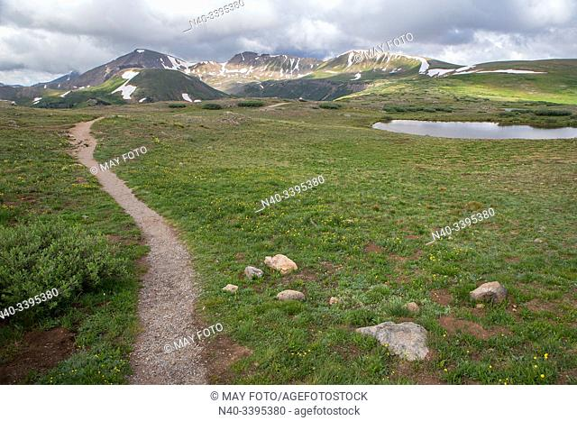 Independence Pass, Aspen, Colorado, United States