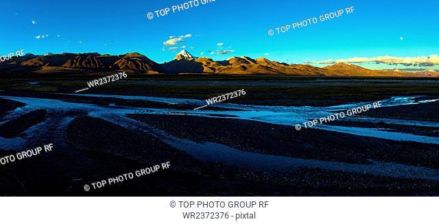 Tibet Ali Gar Burang kailas