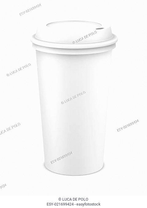 coffee plastic glass