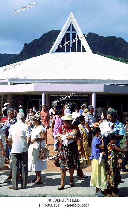 Cook Islands, Aitutaki South Pacific