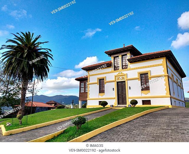 Folgueras, Pravia munilipality, Asturias, Spain