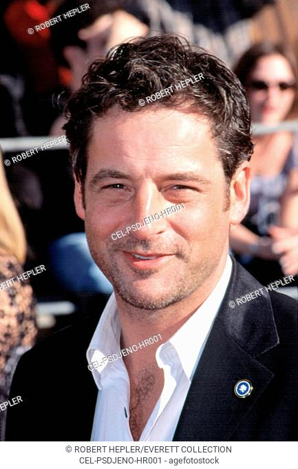 Jeremy Northam at 8th ANNUAL SAG AWARDS, LA, CA 3/10/2002, by Robert Hepler