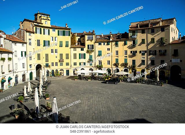 Lucca. Italy