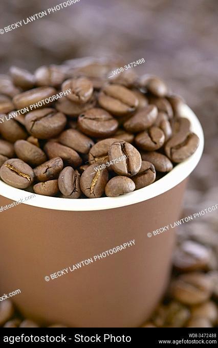Café en grano / Roasted coffee beans