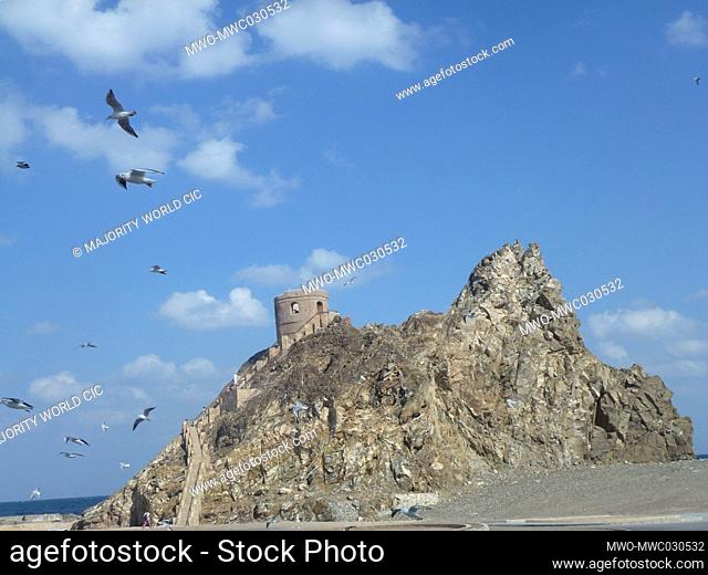 Muscat, Oman's port capital, sits on the Gulf of Oman surrounded by mountains and desert. Oman, officially the Sultanate of Oman