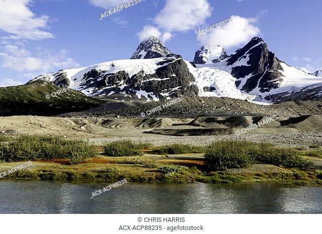 British Columbia, Canada, Chilcotin region, Ape Lake, Coast Mountains